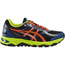 Asics Gel Fuji Trabuco 5 GS zapatos Trail Junior, 35