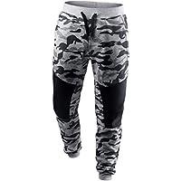 aaba976fb0291 Pantalons De Camouflage Hommes Camo Survêtement Pantalons De Pantalons  Style Simple De Jogging Loisirs Armée Militaire