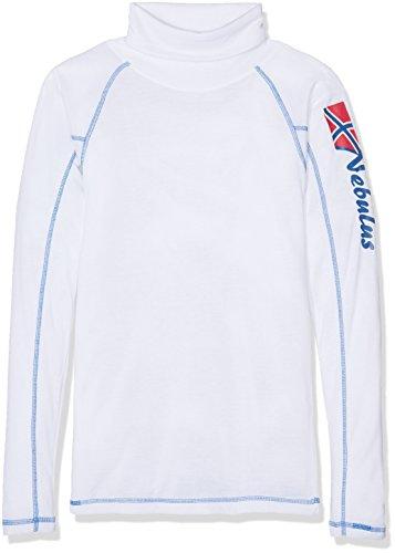 Nebulus Herren Alpen Shirt weiß