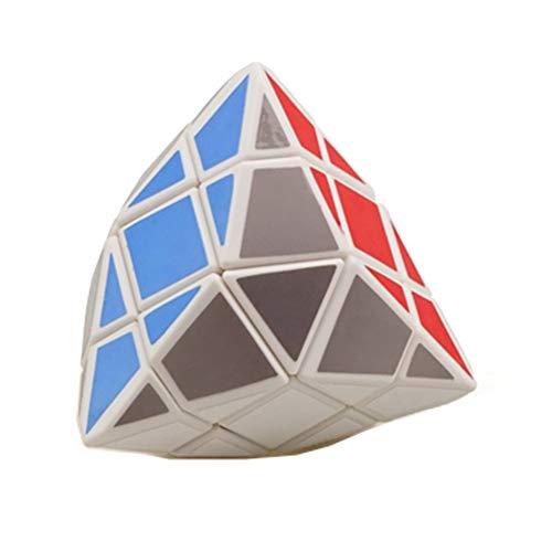 JIAAE Cono Cuadrangular Cubo De Rubik Competencia