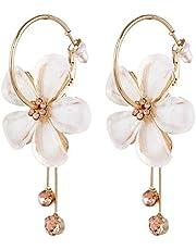 YouBella Jewellery Gold Plated Fancy Party Wear Earrings for Girls and Women