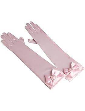 Andux Conjunto con accesorios de Princesa del Hielo Guantes para niña LFDST-01