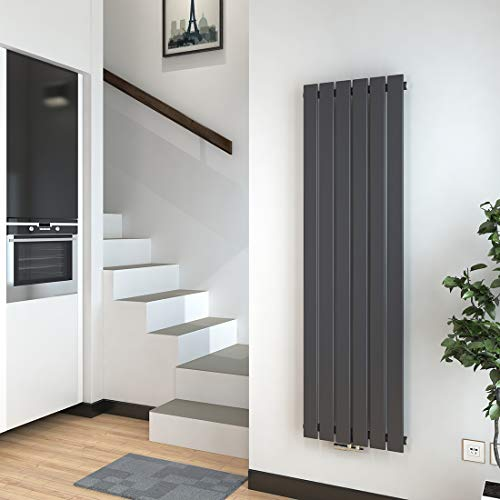 Heizkörper ELEGANT Design Flach Heizkörper 1800 x 308 mm ...