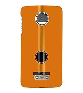 HiFi Designer Phone Back Case Cover Motorola Moto Z :: Motorola Moto Z Droid in USA ( Guitar Musical Instruments Strings )
