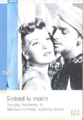 Sinbad le Marin - DVD Collection Rko Pocket by Anthony Quinn -