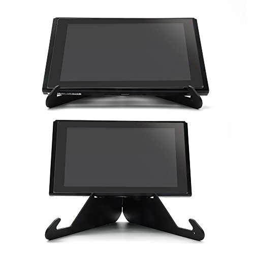 Price comparison product image CHIN FAI Adjustable Portable Plastic Nintendo Switch Stand,  Universal Stand for Nintendo Switch,  iPad pro 10.5 inch,  iPad Air 2 3 4 mini,  kindle,  Tablets,  e-readers