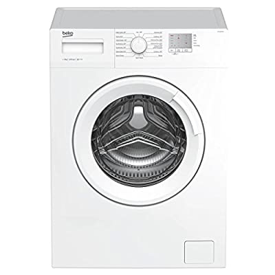 Beko WTG820M1W A+++ 8kg 1200 Spin Washing Machine in White 15 Programmes