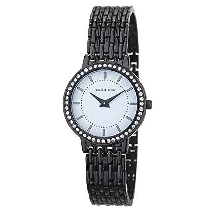 Jean-Bellecour-Unisex-Armbanduhr-REDS16-BW