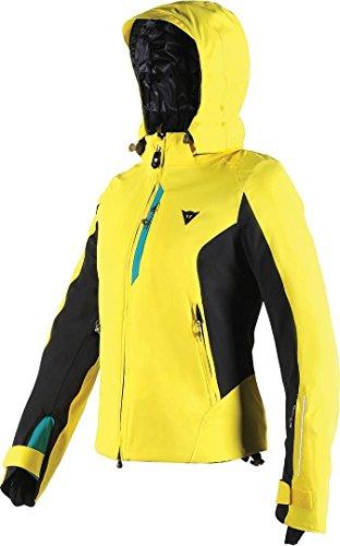 Dainese Sarenne D-Dry Ski Jacke Damen S Gelb