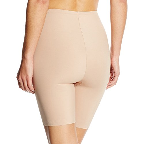 Triumph Damen Panties Becca Extra High Panty L Beige (SMOOTH SKIN 5G)