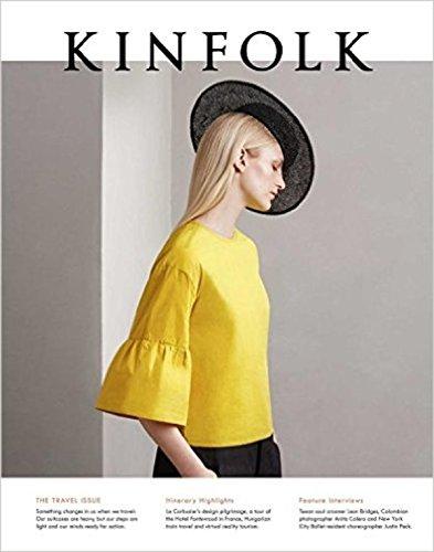 Kinfolk Volume 20: The Travel Issue