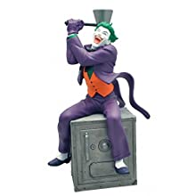 Plastoy DC Figurine-Tirelire de Collection The Joker sur Coffre-Fort, 80059