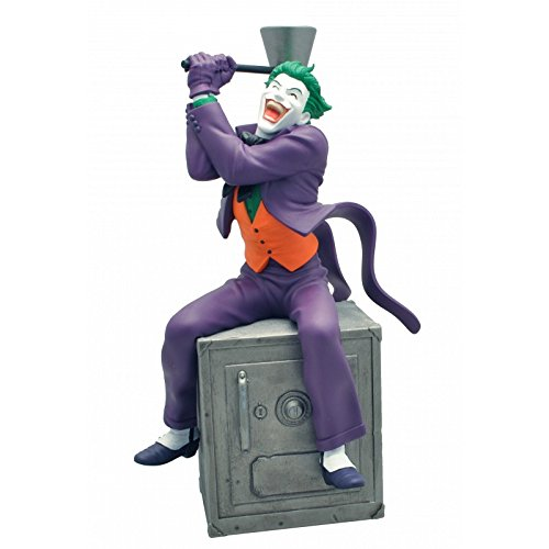 Plasplug Toy 80059 – Figura – Hucha de Collection The Joker a Safe