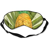 Comfortable Sleep Eyes Masks Pineapple Printed Sleeping Mask For Travelling, Night Noon Nap, Mediation Or Yoga E1 preisvergleich bei billige-tabletten.eu