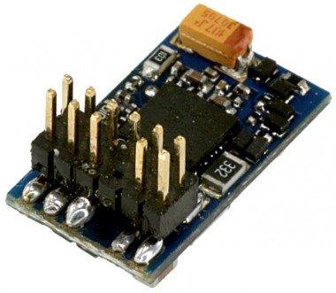 ESU 53616 LokPilot Standard DCC, PluX12 Schnittstelle, 4 verstärkte Au