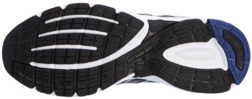 Adidas Phantom V22520, Running Homme Gris, bleu, blanc et noir