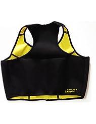 Avilady Bra Shapers Hot soutien-gorge / débardeur / brassière de sport sudation minceur sans armatures. (Taille du S au XXXL)