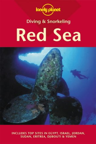 Price comparison product image Red Sea (Lonely Planet Diving and Snorkeling Guides)