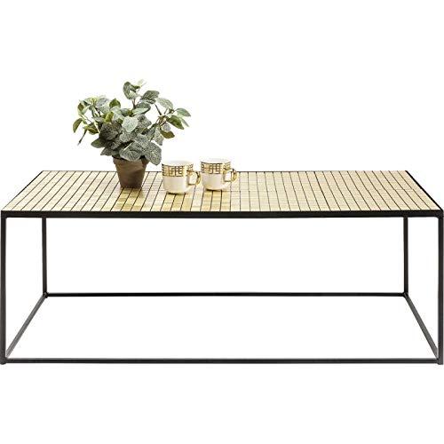 Kare Design - Table Basse mosaique et Acier Cubes