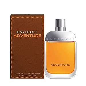 Davidoff Adventure homme/men, Eau de Toilette, Vaporisateur/Spray, 1er Pack (1 x 100 ml): Davidoff
