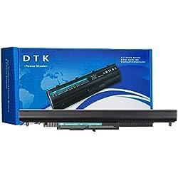DTK HSTNN-LB6V HSTNN-LB6U 807957-001 HS04 HS03 807956-001 TPN-C125 TPN-C126 Batterie d'ordinateur Portable pour HP 250 G4, 255 G4 Pavilion 14G-AD 14Q-AJ 15-AC 15-AF 15G-AD 14,8V 2400mAh