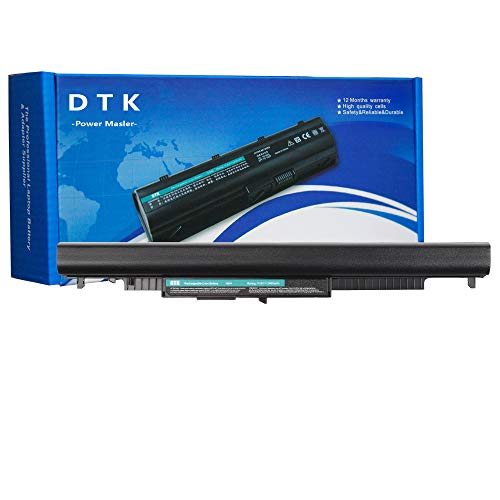 Dtk hstnn-lb6v hstnn-lb6u 807957-001 hs04 hs03 807956-001 tpn-c125 tpn-c126 batteria portatile per notebook hp 250 g4, 255 g4 pavilion 14g-ad 14q-aj 15-ac 15-af 15g-ad, 14,8v 2400mah