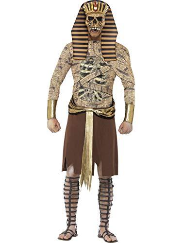 Mumie Kostüm Für Männer - erdbeerclown - Herren Männer Kostüm Zombie
