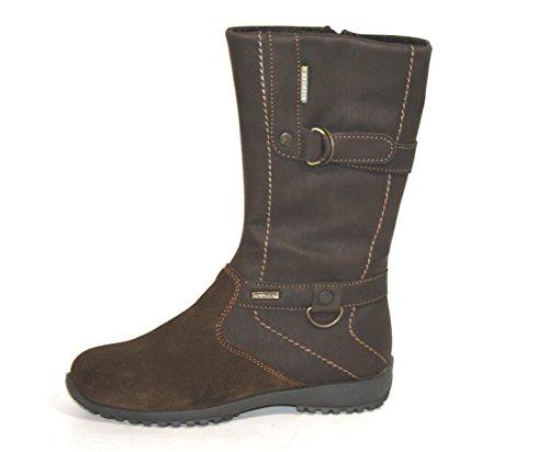 Juge 49641070enfants Chaussures Filles Bottes Marron - Marron
