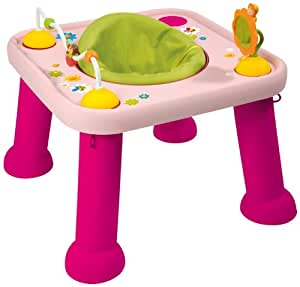 Smoby - Cotoons Youpi Baby - Table interactive - Rose