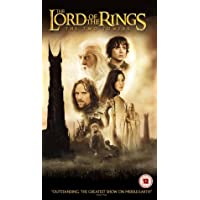 The Lord of the Rings: The Two Towers [Theatrical Version] [VHS] [2002]