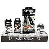 CTEK MXS3.8 (56-309) Toolbox Set Ladegerät mit fantastisch Zubehör