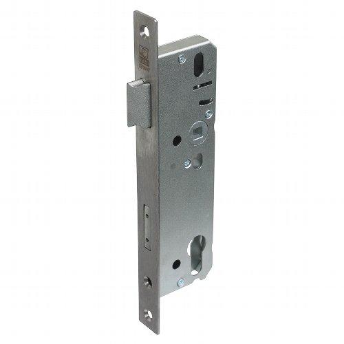Rohrrahmeneinsteckschloß ES 958 PZW 92 16mm Stulp, 30 mm Dorn(9585-3016) (Rohrrahmen)