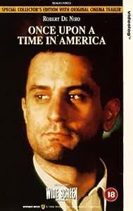 Once upon a Time in America - Robert De Niro: Amazon.de: VHS