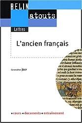 L'ancien français