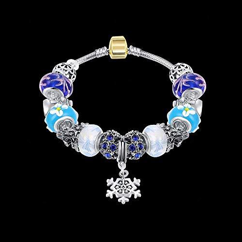 (MIMOO Mode Bracklet Damenschmuck Kristall Perlen Armband DIY Schmuck Großhandel Schmuck)