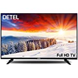 DETEL 80 cm (32 Inches) DI32WIPF Full HD LED TV (Black) ( 2019 Model)