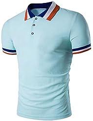 Tefamore T-shirt des hommes de mode