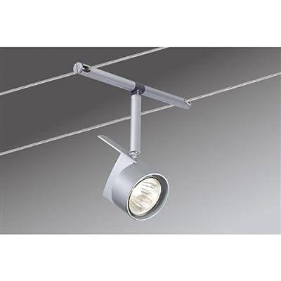 Paulmann 97488 Wire System EasyPower 300 6x50W GU5,3 Chrom matt 230/12V 300VA Metall von Paulmann Leuchten auf Lampenhans.de
