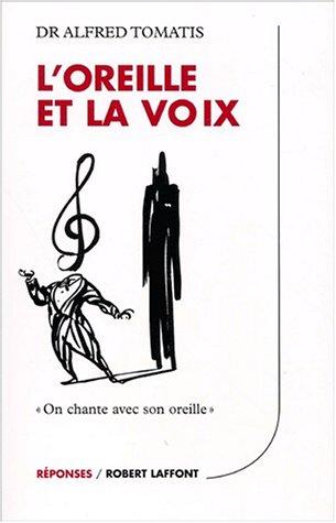 L'oreille et la voix par Alfred Tomatis