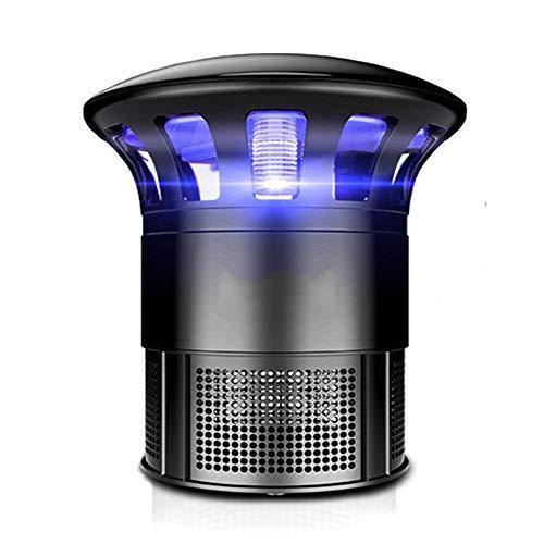 Yuany Multifunktions-Mückenlampe Innenbeleuchtung, Solarladegerät/strahlungsfreie Steckdose Elektrische Mücke, Mückenfalle Abweisendes Mittel gegen Mücken Schlafzimmer-Mückenartefakt