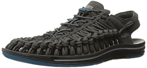 Keen Uneek Flat Men Größe UK 9 raven/ink blue