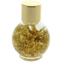 Pure Gold Flakes in Clear Oil by CrystalAge preisvergleich bei billige-tabletten.eu