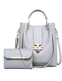 ZLULU Borse donna borsetta a mano Pacchetto Diagonale Portatile di Buns  della Spalla della Borsa della 7e593d36191e
