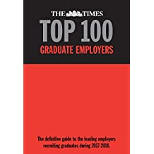 The Times Top 100 Graduate Employers 2017-2018
