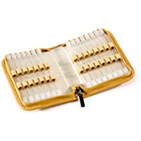 Homöopathie Taschenapotheke Klassik mit 30 Klargläsern für Globuli (Leder natur) preisvergleich bei billige-tabletten.eu