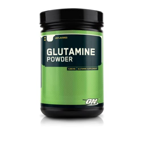 41H0Rwu8BvL. SS500  - Optimum Nutrition Glutamine 5000 Muscle Recovery Powder, 1.05 kg