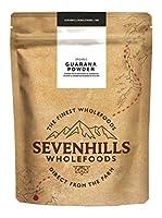 Sevenhills Wholefoods Guaraná En Polvo Orgánico...