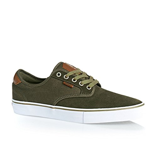 Vans U Authentic - Baskets Mode Mixte Adulte Olive