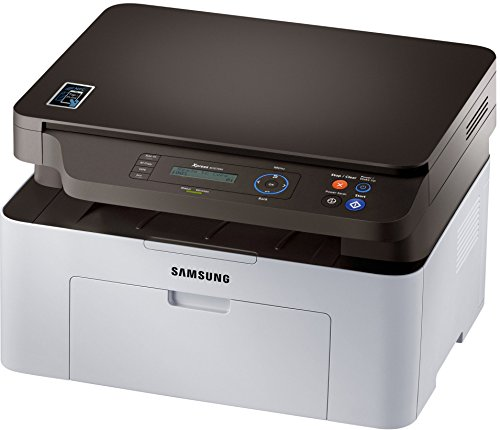 Preisvergleich Produktbild Samsung Xpress SL-M2070W/XEC Laser Multifunktionsgerät (Drucken, scannen, kopieren, WLAN und NFC)