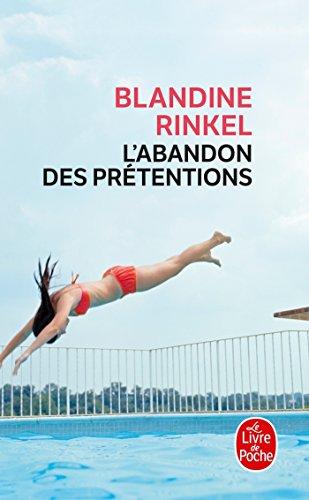 L'abandon des prétentions par Blandine Rinkel